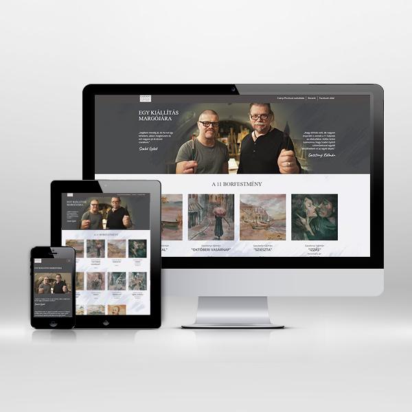 arculattervezés és webdesign